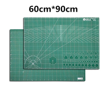 A1 60cm×90cm Double-sided Self-healing Plate PVC Cutting Mat Patchwork Pad Artist Manual Sculpture Tool Home Carving Scale Board