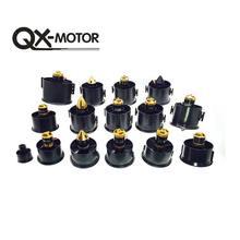 QX-MOTOR DIY EDF воздуховод самолёт вентилятор 30 мм/50 мм/55 мм/64 мм/70 мм/90 мм с бесщеточным двигателем