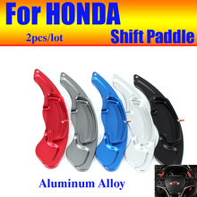 Steering-Wheel Cr-V hybrid Fit-For Honda ACCORD 2pcs/Lot Extend Paddle Car-Accessory