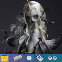 Shuga Fairy 1/4 Uzoi BJD Dolls Resin Model Fashion Figure Toys For Girls boys gift Dolls