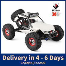 Rc-Car-Crawler Head-Lights 12429 Wltoys Xk Off-Road-Car Electric-Car High-Speed