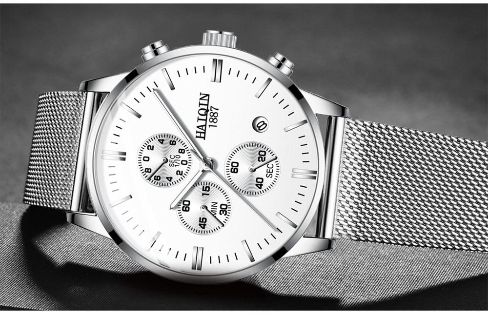 H74a44fcd72f14bd9b921834bbddd8488e HAIQIN 2019 Fashion Mechanical mens watches top brand luxury sport wristwatch men waterproof Quartz mens clock Relogio Masculino