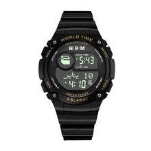 มุสลิมนาฬิกาAzanนาฬิกาปลุกShuroq FajrเวลาอัตโนมัติQiblah DST GMTกันน้ำอิสลามPrayerนาฬิกา