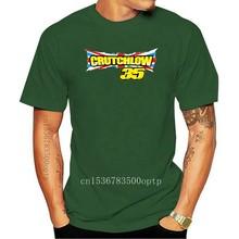 Race Cal Crutchlow 35 Logo T-shirt męski Dropshipping lato z krótkim rękawem bawełna Plus rozmiar niestandardowa koszulka drużynowa 4XL 5XL 6XL