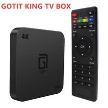 Roi français TV box Abonnement espagne Portugal TV Francais arabe adulte nordique TV M3U Android TV box uniquement pas de chaînes incluses