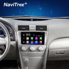 Schermo Android 2.5D IPS 4 CORE autoradio navigazione multimediale GPS per Toyota Camry 6 40 50 2006 2007 2008 2009 2010 2011