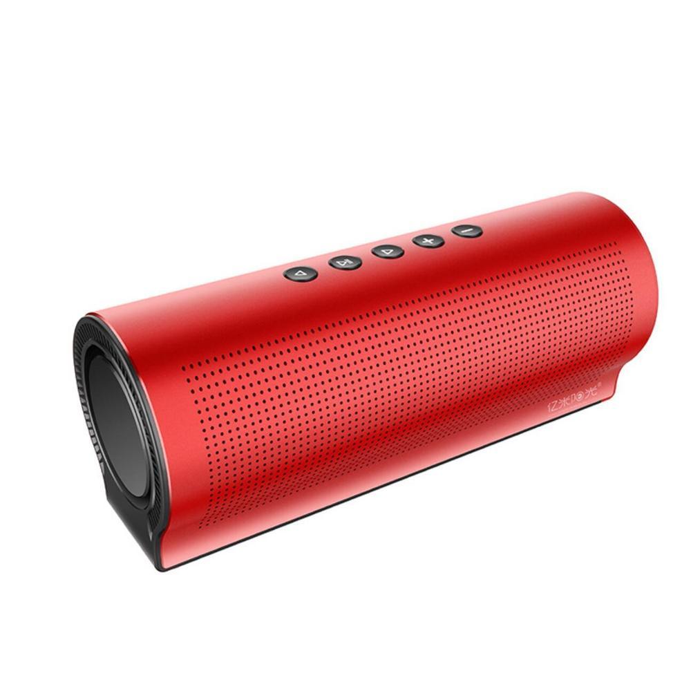 Nouveau mode privé Bluetooth haut-parleur en aluminium audio portable subwoofer ordinateur de bureau haut-parleur cadeau - 4
