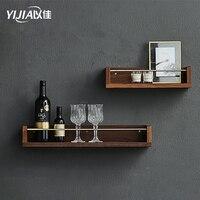 Living room display shelf bathroom wall mount rack
