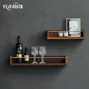Living room display shelf bath