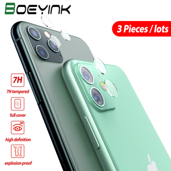 BoeYink 2 5D Camera Lens Hard Tempered Glass For iPhone Xi Xi Max XR Film Explosion