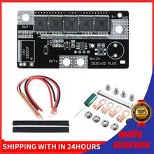 Spot-Welders Welding-Machine 26650 18650 Circuit-Board PCB 12V for Storage Battery DIY