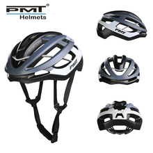 Cycling Helmet Road-Bike Ultralight Safety Intergrally-Molded MTB PMT Racing