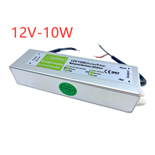 Transformator 220V Zu 12 V Wasserdicht Strom Versorgung 10W 20W 25W 30W 36W Transformatoren IP68 220V Konverter 12 V Outdoor Power Versorgung