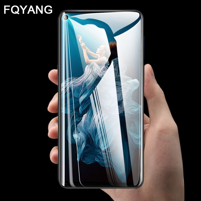 FQYANG 2PCS 9H Tempered Glass For HUAWEI Y5 Y6 Y7 Y9 PRIME 2019 Screen Protector Protective Film NOVA 5i 5 PRO