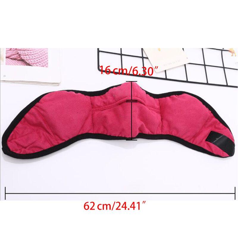 Winter Windproof Earmuffs Two-in-one Adults Masks Glasses Anti-fog Warm Mask LX9E