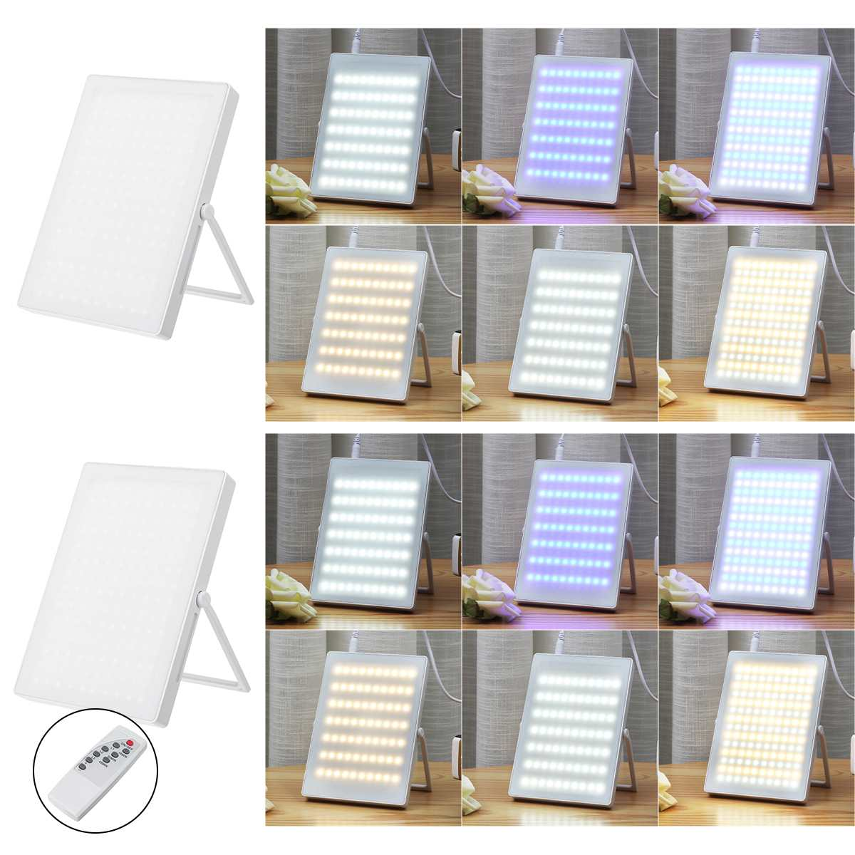 5V SAD светодиодный светильник с пультом дистанционного управления SAD светодиодный светильник Happy лампа для фототерапии сезонная аффективная...