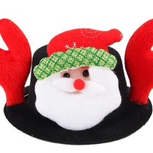 Pet Cute Funny Costume Dog Cat Festival Party Cosplay Hat For Halloween Or Christmas