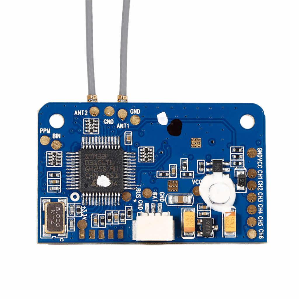 Receptor de FS-X6B 2,4G PPM i-bus 18 canales para FS-I6X FS-i4 transmisor de FS-i6