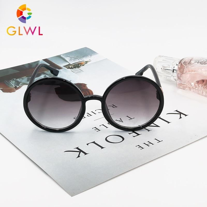 Round Sunglasses Women Brand Luxury 2020 Women's  Glasses Vintage Feamle Shades Fashion Eye Glasses Women  Style New Arrivals
