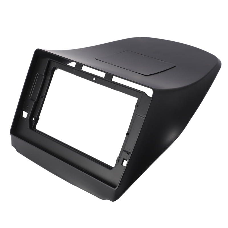 2Din Car Radio Frame 10.1 Inch for 2010 Hyundai Tucson Ix35 Style Fascia Panel Trim Frame Installation Kit