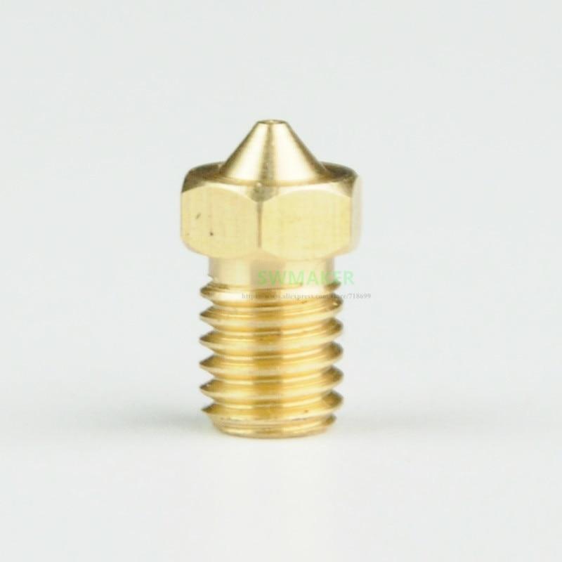 2pcs Wanhao I3 Mini MK12 Nozzle ( V2.0 New ) of Duplicator i3 Mini FDM FFF 3D Printer Spare Parts|3D Printer Parts & Accessories| – AliExpress