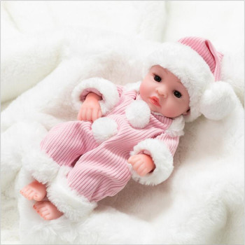 born Bebe Reborn Baby Dolls Silicone Soft Cloth Body toddler Doll For Girls Princess Kid Fashion Reborn Dolls hot sale 22full body silicone reborn baby girl dolls reborn reborn can bath bebe reborn babies dolls for children juguetes