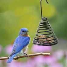 HOT SALE Hanging Wild Bird Feeder Outdoor For Garden Yard Birds Feeding