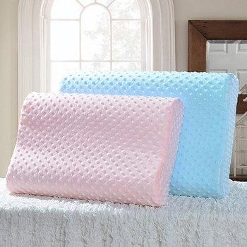 Soft Pillow Cases Slowly Rebound Memory Foam Space Pillow Cases Neck Cervical Healthcare 50 X 30 X 9cm Memory Pillow Case inflatable travel neck pillow intex 36 x 30 x 10 cm