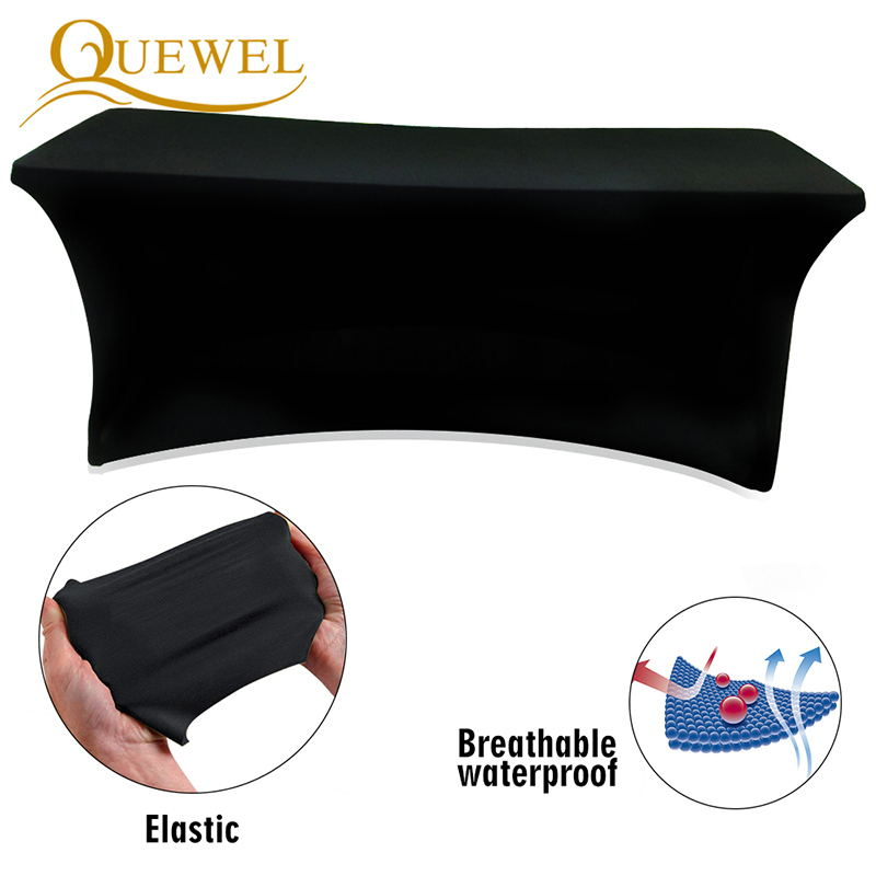 Image 2 - Eyelashes Bed Cover Beauty Sheets Elastic Table Stretchable Eyelash Extension Professional Cosmetic Salon Sheet with Hole Quewel-in False Eyelashes from Beauty & Health
