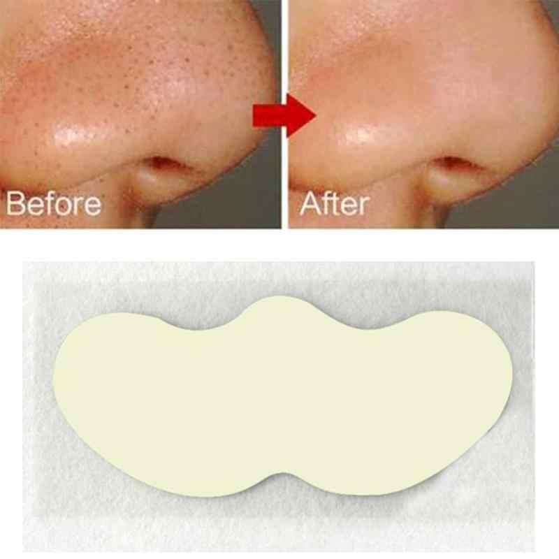 2 PCS Neus Strips neus huidverzorging masker Diepe reiniging meeëter verwijder aardbei behandeling gezichtsmasker Clear Black Head tool
