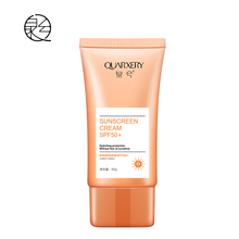 Quarxery 50g SPF 50+ Lasting 12 Hours Super resist sun damage Sunblock for body and face