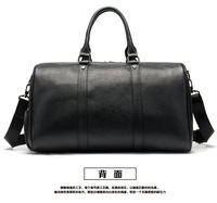 Genuine Leather handBag Male Cowhide Crossbody Bags Shoulder Messenger Bag For Men Tote Ipad Briefcase Handbags New travel bag