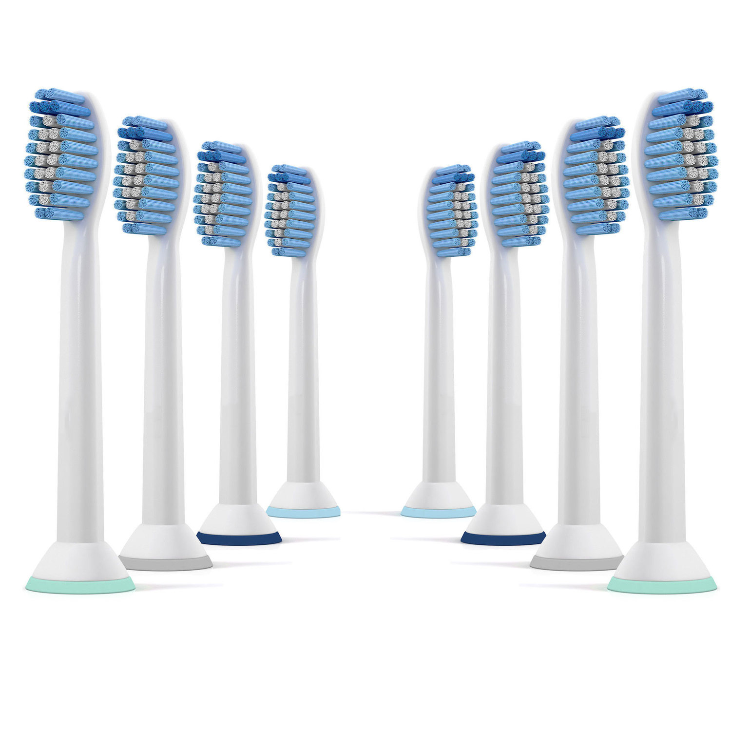 4 8 12pcsTooth Brush Heads Electric Toothbrush Replacement Heads For Philips Sonicare Sensitive Easy Diamond Clean HX6054 image