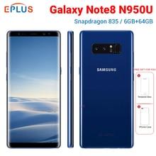 New Original AT&T Samsung Galaxy Note8 Note 8 N950U Mobile