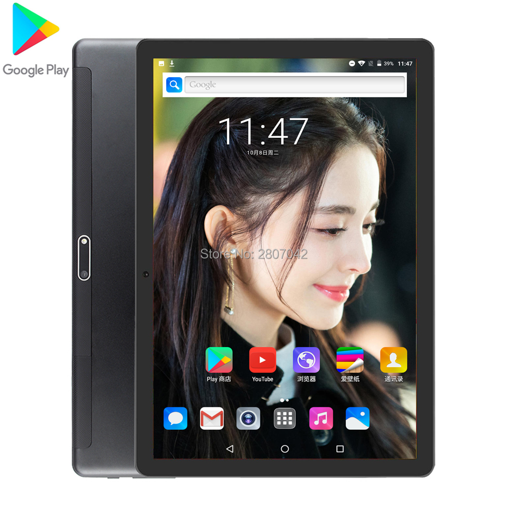 Free Shipping New Google Play Android 7.0 8MP Dual Cameras   32GB ROM 10