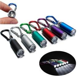 Porte-clés torche Ultra lumineux, Portable, Mini torche, pour Camping extérieur, LL @ 17 lampe de poche LED