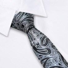Fashion Print Ties Men's Stripe Business Neck Tie 8cm Square Pattern Tie Shirt Dress Accessories plus embroidered fringe tie neck dress