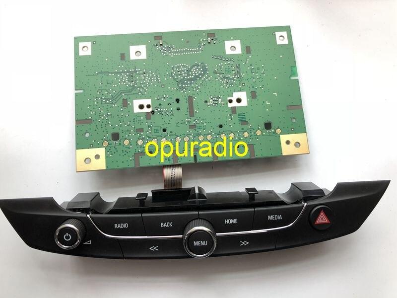 Плата ПК и кнопка для тестера LQ080Y5DZ10, сенсорный экран G.M Opel Astra Vauxhall SEAT