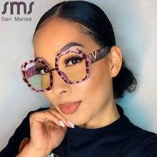 Montura de gafas óptica para mujer, lentes transparentes antiazules para miopía, a la moda montura de Metal, gafas de prescripción para ordenador