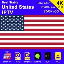 USA iptv subscription m3u abonnement iptv United States Canada American America Android ip