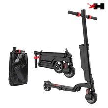 X6 2019 più alla moda per adulti elettrico citycoco scooter kick elettrico pieghevole scooter per adulti