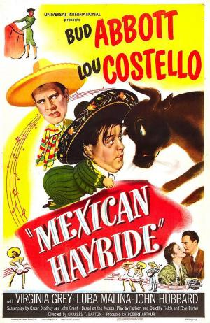 两傻墨西哥巡游