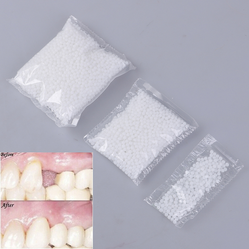 5g/10g/50g/100g Resin FalseTeeth Solid Glue Temporary Tooth Repair Set Teeth And Gap Falseteeth Denture Adhesive Teeth Dentist