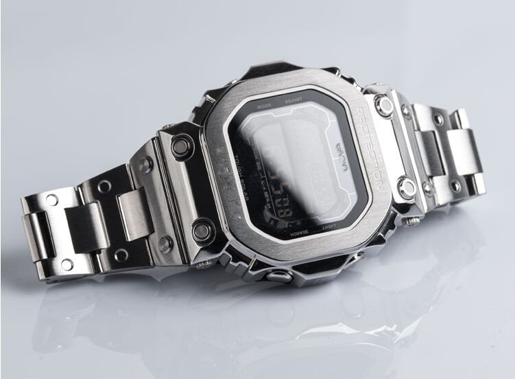 New! Stainless Steel Watch Bezel And Band For GX-56 GWX-56 Pro Type