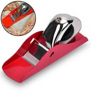 Wood Plane Hand-Tool Joinery-Case Mini Bottom-Edge-Carpenter Cutte Flat Steel for CSV