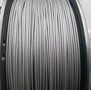 Włókno węglowe 1KG 1 75mm włókno drukarki 3D w tym zszywki z włókna węglowego tanie i dobre opinie NoEnName_Null Stałe PETG GS-PETG01