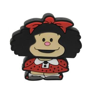 Image 4 - Wyślij mi wiadomość nowy nodel cartoon głowa diabeł syrenka dziecko pendrive 4GB 8GB 16GB 32GB 64GB bride groom pen drive pamięć usb