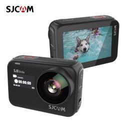 SJCAM SJ9 Series SJ9 Strike Action Camera GYRO Waterproof 4K Remote Sports Video Camera Live Streaming 2.4G Wireless Charging