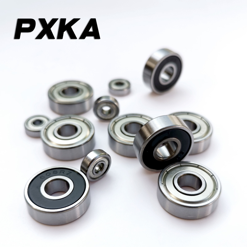 Free Shipping 10pcs Bearing 603 604 605 606 607 608 609 623 624 625 626 627 628zz 2RS