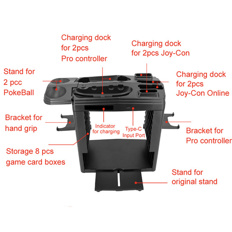 Nintendo Charging Stand